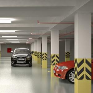 Автостоянки, паркинги Вознесенья