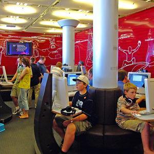 Интернет-кафе Вознесенья