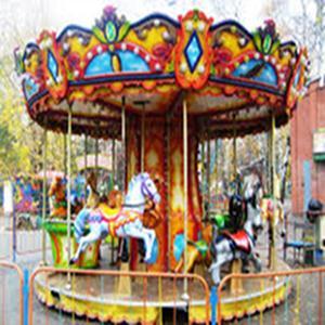 Парки культуры и отдыха Вознесенья