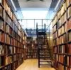Библиотеки в Вознесенье