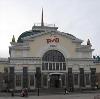 Железнодорожные вокзалы в Вознесенье
