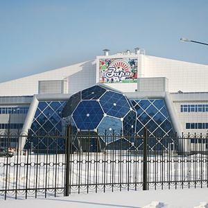 Спортивные комплексы Вознесенья