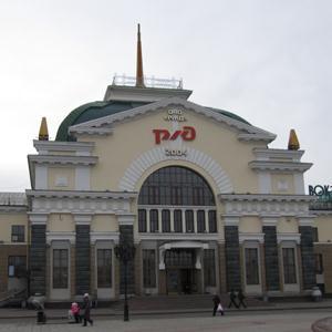 Железнодорожные вокзалы Вознесенья